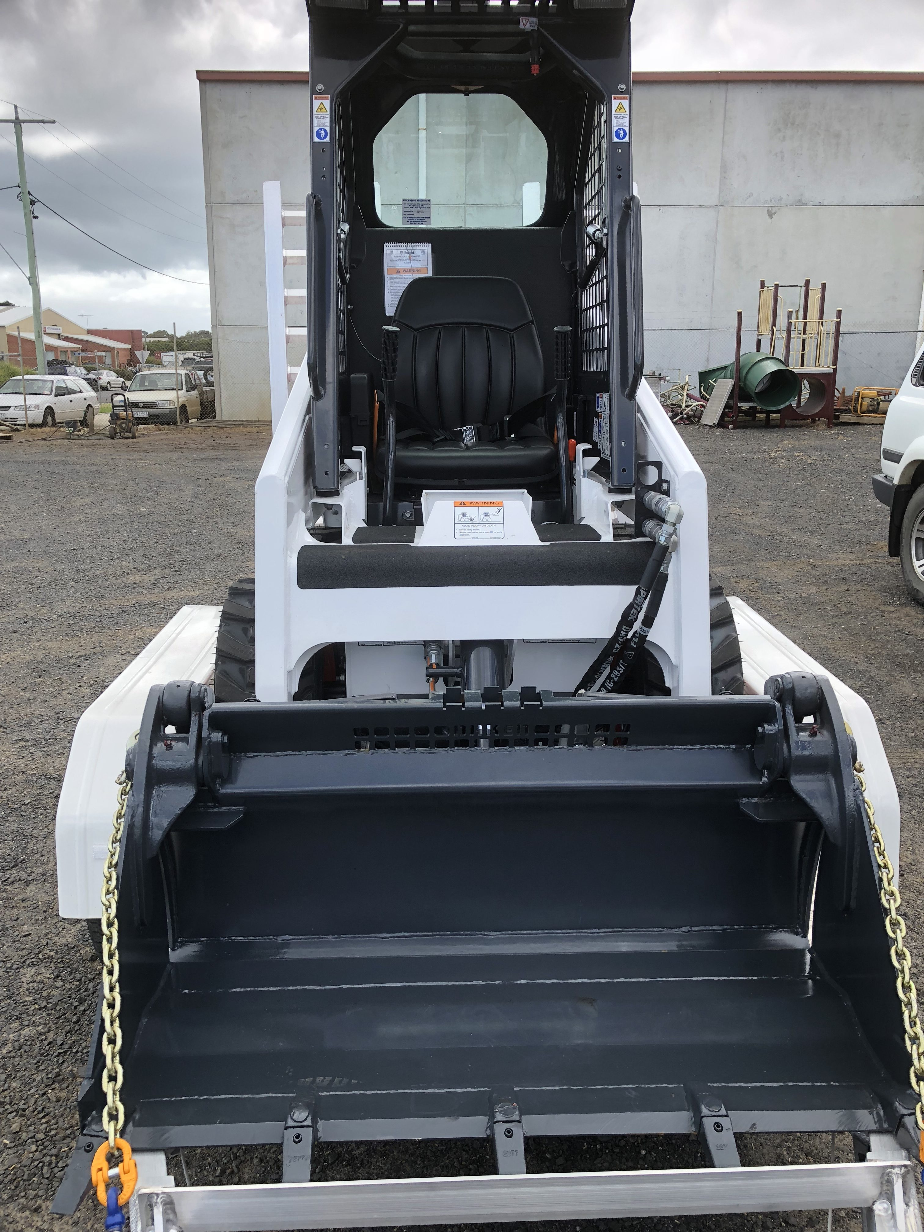 Bobcat s70skid steer
