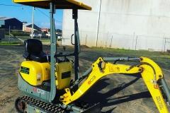 1 tonne excavator