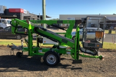 Towable Cherry Picker