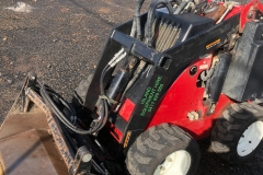 Toro Mini Loader - 4-in-1 bucket